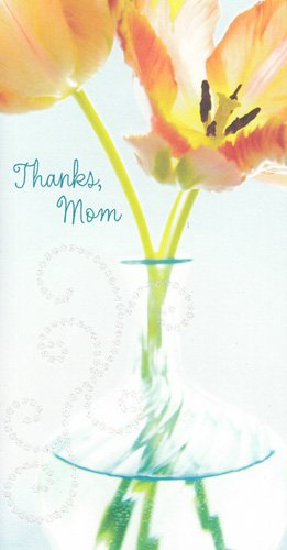 Greeting Card Mother's Day Money/gift Card Holder