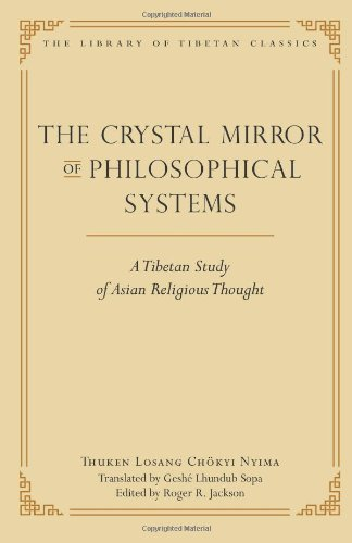 The Crystal Mirror of Philosophical Systems: A Tibetan...