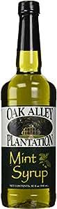 Oak Alley Plantation Mint Syrup