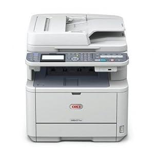 Oki MB471dnw A4 Multifunction Mono Laser Printer (Scan/Copy/Fax)