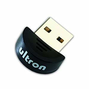Ultron Dongle UBA-105 Micro, Inalámbrico, USB, 0 Mbit/s, 2.1+EDR, 20 m