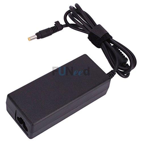 FYL Supply+Power Cord for HP Compaq NC6400 NX5000 NC7200 NC8000 NX4800 AC Adapter (Hp Compaq Nc6400 Power Cord compare prices)