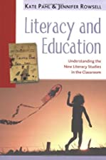 Literacy and Education by Kate Pahl