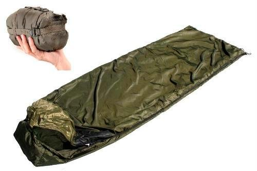 SnugPak Jungle Bag Sleeping Bag with Mosquito Netting