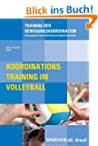 Koordinationstraining im Volleyball