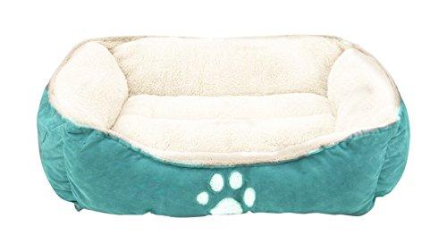 Sofantex Pet Line Beds Paw Print, Blue, 25