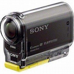 SONY メモリースティックマイクロ/マイクロSD対応フルハイビジョン アクションカム HDR-AS30V