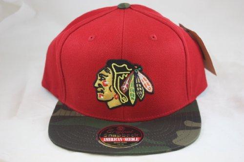 NHL Hockey American Needle Chicago Blackhawks