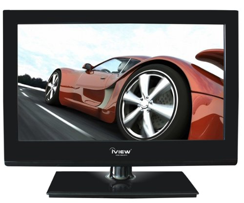 iview 1900LEDTV 18.5-Inch 720p 120Hz LCD TV DVD Combo (Black)
