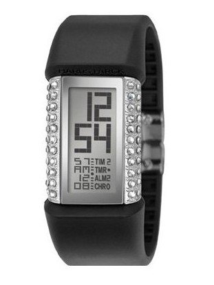 Philippe Starck PH1114 Ladies  PU Strap Watch