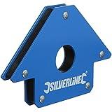 Silverline 868731 Aimant de soudeur 100 mm