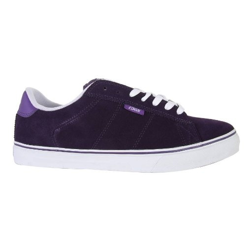 Lakai Men's Howard Select HO3 Sneaker,Purple,11 M US
