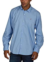 Pepe Jeans Men's Regular Fit Cotton Shirt - B00T9K5V0Q