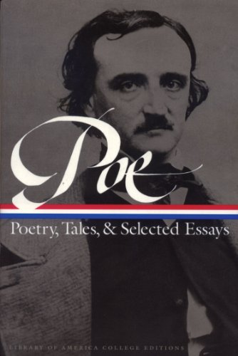Poe: Poetry, Tales, and Selected Essays (Library of...