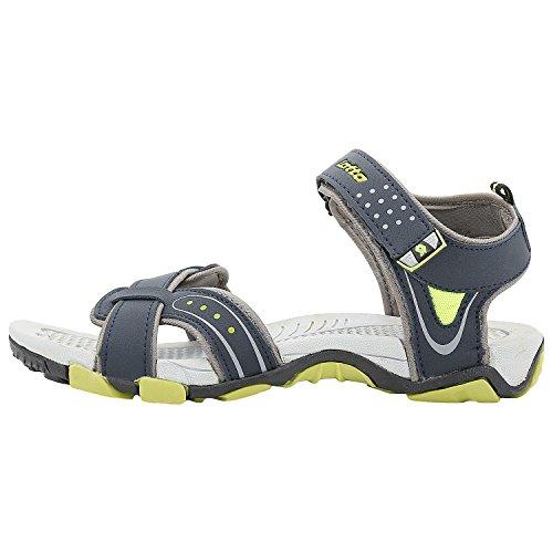Lotto Men's Sandals Mustafa Grey/Lime GT7075
