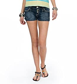 Mckenna Denim Shorts