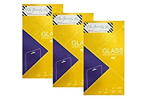 Samsung Galaxy Grand 2 (Pack Of 3) Toughned / Tempered Glass with Oleophobic Coating