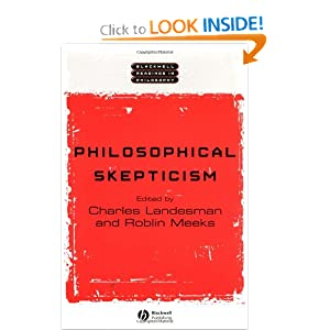 Amazon.com: Philosophical Skepticism (Blackwell Readings in ...