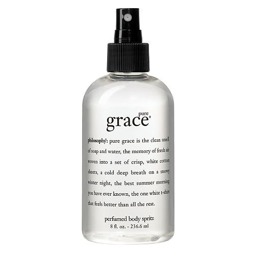 philosophy pure grace all over body spritz 8 fl oz (236.6 ml)