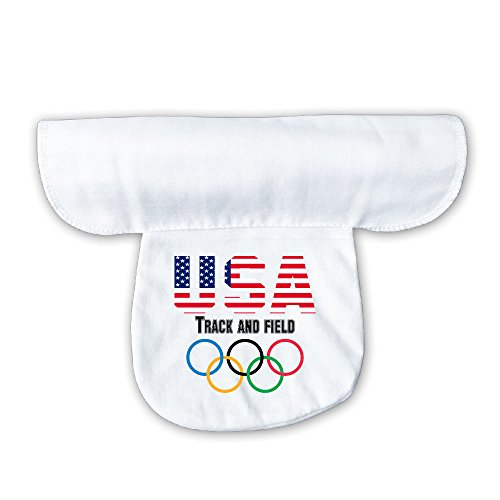 quick-usa-track-and-field-personalized-baby-napkin