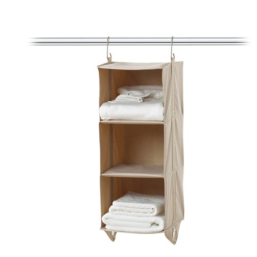 neatfreak 5614-ST 3 Shelf Hanging Closet Organizer ClosetMAX Storage Universal (Neatfreak Closet Organizer compare prices)