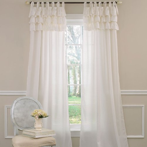 White Sheer Curtains For Sale