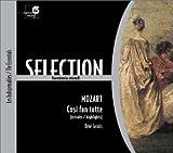 Cosi Fan Tutte (Highlights) (Concerto Koln, Jacobs) Wolfgang Amadeus Mozart