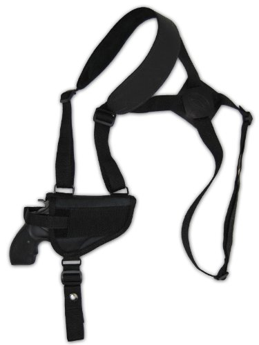 Barsony Cross Harness Shoulder Holster For Ruger Lcr 38, 357 Right