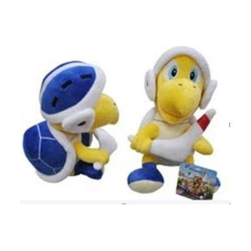 "Amazon.com: Super Mario Boomerang Bro. 9"" Plush Doll"