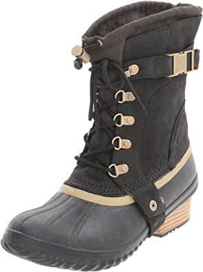 New  Sorel Slimpack Short Riding Boots  Waterproof Insulated For Women