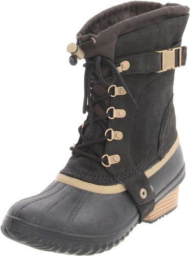 Sorel Womens Conquest Carly Short Boot