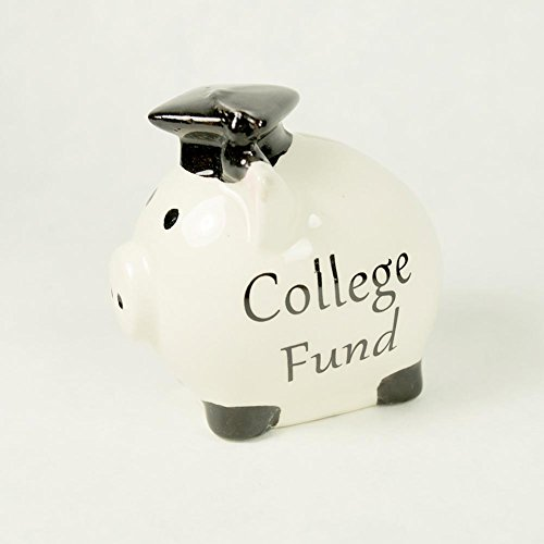 "Mini ""College Fund"" Piggy Bank"