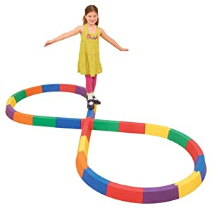 Amazon.com : Voit Figure Balance Beam : Balance Boards : Sports