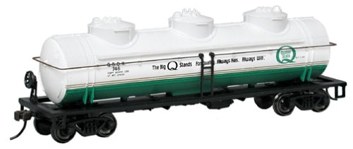 Bachmann Trains Quaker State Tank Car