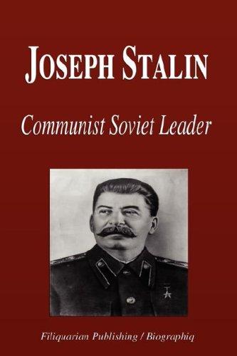 Joseph Stalin - Communist Soviet Leader (Biography)