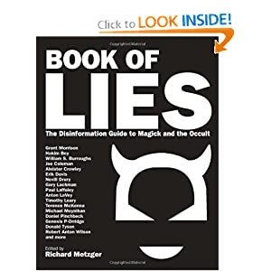 Book of Lies - The Disinformation Guide to Magick and the Occult by Richard Metzger PDF eBook