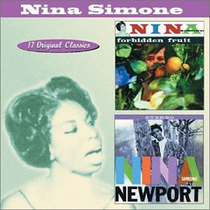 Nina Simone - Forbidden Fruit/Nina Simone at Newport - Zortam Music