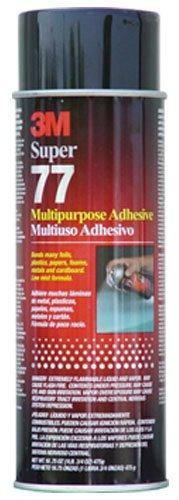 3M Super 77 Multipurpose Adhesive, 16.75oz. Spray
