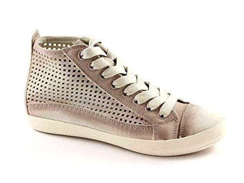 GRUNLAND GIò QUIN PO0551 ghiaccio scarpe donna sneakers sportive forate 36
