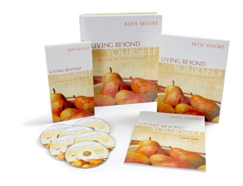 Living Beyond Yourself - Leader Kit: Exploring the Fruit of the Spirit