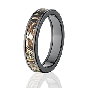 mossy oak rings camouflage wedding rings duck blind camo