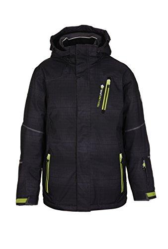 Killtec Kinder Skijacke schwarz 152