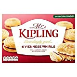 Mr Kipling Viennese Whirls 6 Per Pack
