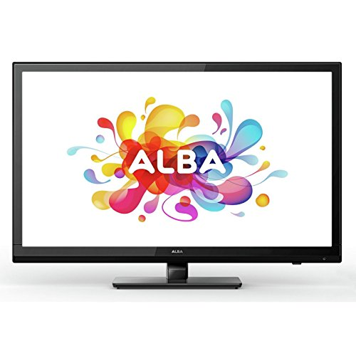 "Alba 24"" Inch HD Ready 720p Freeview, PVR, USB, LED TV."