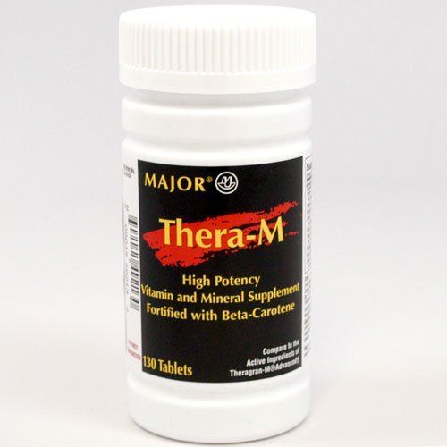 Multivitamin Thera-M Advanced (Bt)