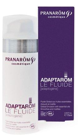 PRANAROM-adaptarôm il fluido Bio-75ml flacone Pompa-Ammorbidisce e matifie