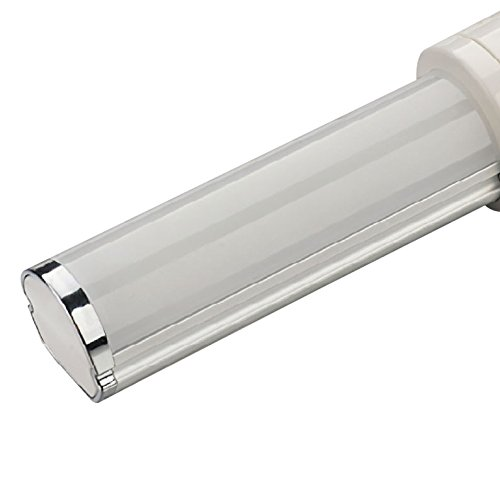 Ledi2 Lighting Led Plc Lamps Gx23 Base Bulb 5W Equivalent 13W 4000K (Natural White) 30,000Hrs, Design For 6'' Recesses Cans