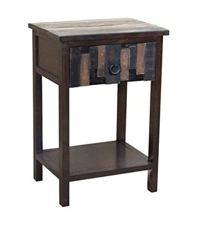 Gallerie Décor Mosaic Table, Brown