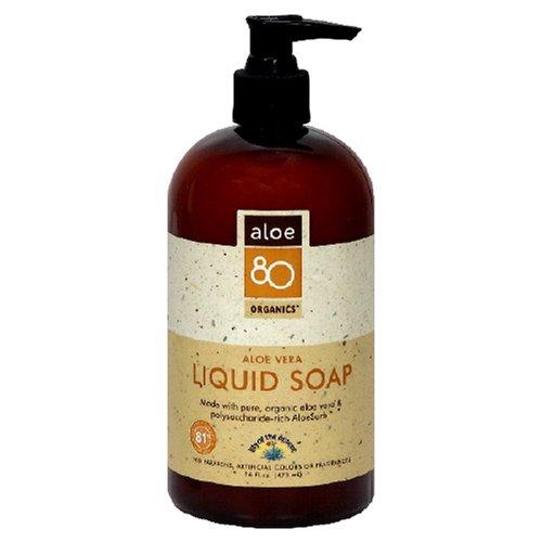 Lily Of The Desert - Aloe 80 Organics Liquid Soap - 16 Oz.