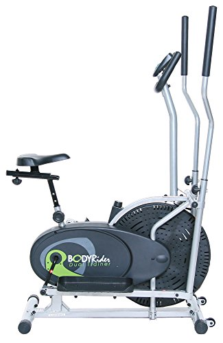 Body Rider Elliptical Cardio Fitness Trainer for Weight Loss - Great Exercise Equipment for Home Gym